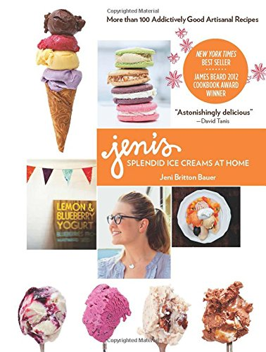 Jeni's Splendid Ice Creams at Home -