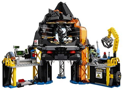 LEGO Ninjago Movie Garmadon's Volcano Lair 70631 by LEGO (Image #7)