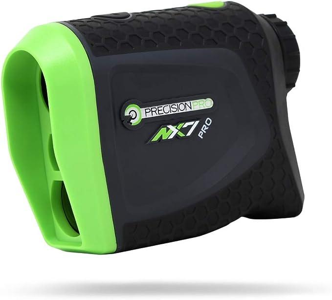 Best golf rangefinder : Precision Pro Golf – NX7 Pro Slope Golf Rangefinder