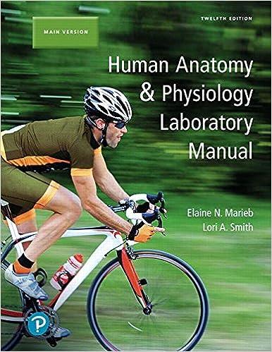 Amazon.com: Human Anatomy & Physiology Laborato (12th Edition ...