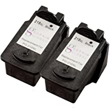 Sophia Global Remanufactured Ink Cartridge Replacement for Canon PG-210XL, 2 Black