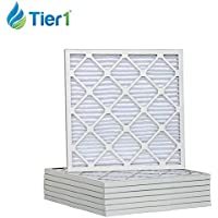 25x25x4 Ultimate MERV 13 Air Filter / Furnace Filter Replacement