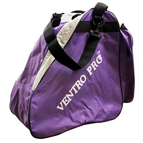 Ventro Pro VA37スケートバッグ(パープル、ラージ)