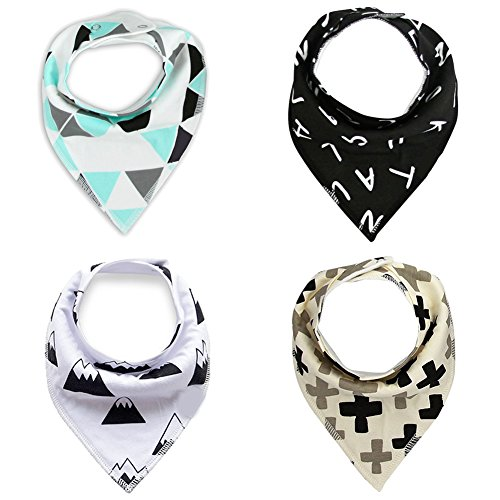 Bandana Drawing Design Absorbent Adjustable product image