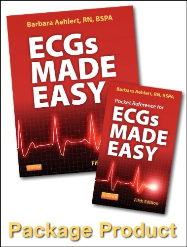 ECGs Made Easy - Book and Pocket Reference Package, 5e