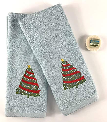 How to find the best christmas hand towels for bathroom cotton for 2020?