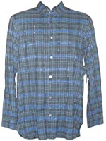 Marc By Marc Jacobs Mens Dress Shirt Button Down Medium Washed Ink