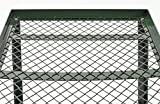 Sandusky TW3820 Green Heavy Duty Steel 2-Deck