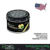 Hydro Herbal Hookah Shisha 250g Can - Lemon Mint