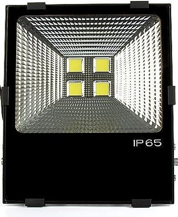 TJDlight proyector LED 200W Impermeable IP65 de la Calle Garden ...