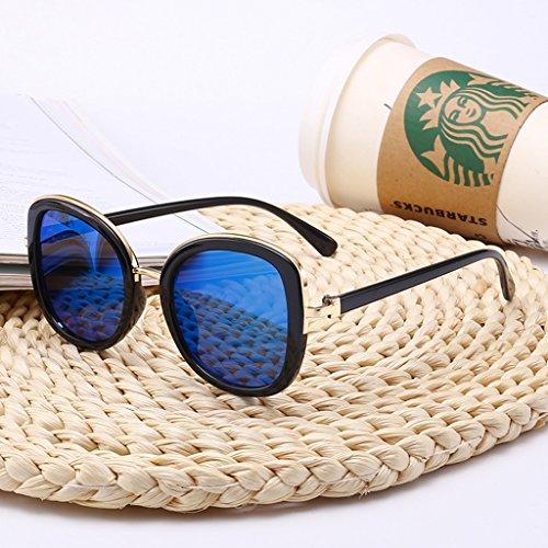 De frame Sunglasses Protection amp; Lym B C Big couleur Soleil amp;lunettes Lunettes BgxEqw0