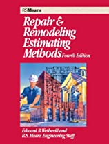 Repair and Remodeling Estimating Methods