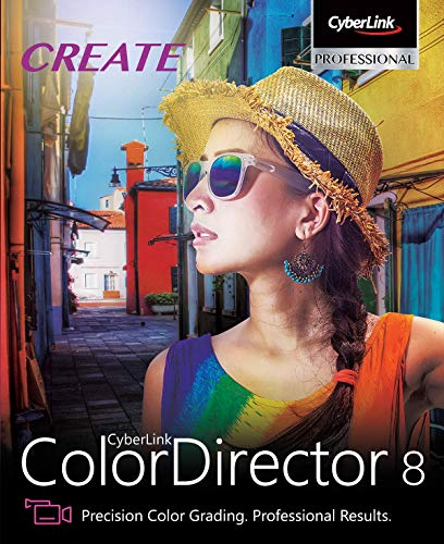 Cyberlink ColorDirector 8 Ultra [PC Download]