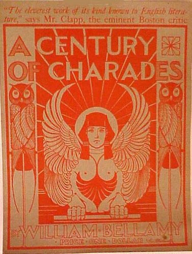 A Century of Charades by William Bellamy Original Advertising - Poster Original Advertising