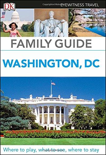 Family Washington Eyewitness Travel Guides product image