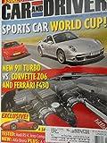2006 Audi RS 4 Quattro / Jeep Compass / BMW 330 d / Chevy Corvette Z06 / Porsche 911 Turbo Road Test