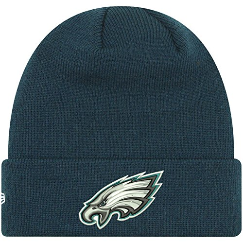 f3e5b48d Amazon.com : Philadelphia Eagles New Era Infant My First Cuffed Knit ...
