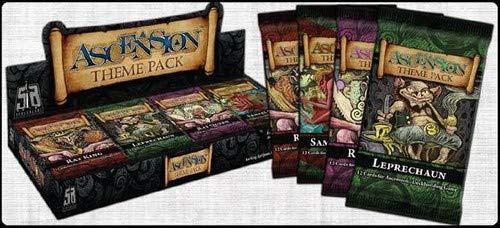 (7gypsies Ascension Theme Packs Card Game,)