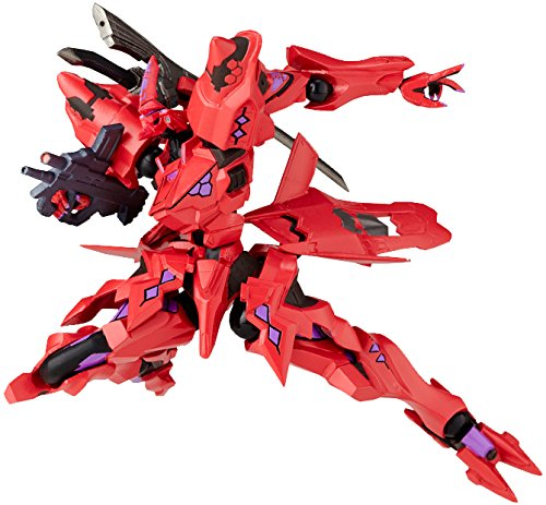 Kaiyodo Revoltech Muv-Luv Alternative #Limited 001: Takemikaduchi Type-00F Maya Tsukuyomi Model Action Figure