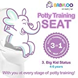 Babyloo Bambino Booster 3 in 1 - Collapsible Toilet