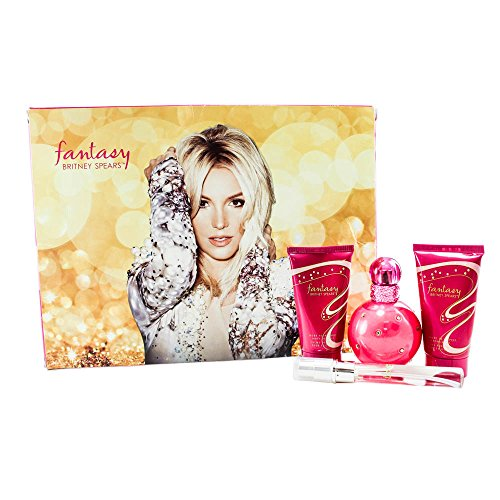 (Britney Spears Fantasy 4 Piece Gift Set for Women )