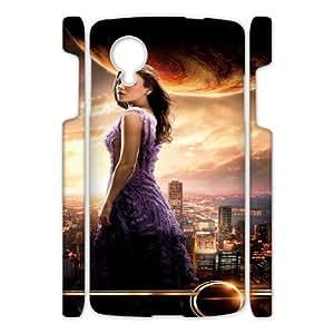 Jupiter Ascending SANDY0064526 3D Art Print Design Phone Back Case Customized Hard Shell Protection Google Nexus 5