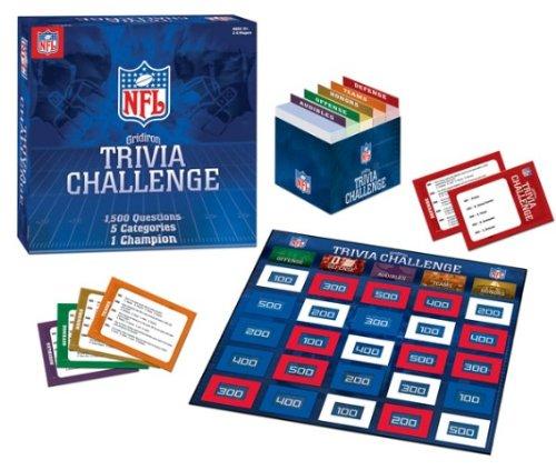 Trivia Game: NFL