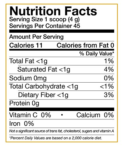 TUR LATTE - USDA Certified Organic Turmeric Latte Mix - 45 servings (6.3 oz) - by RAW AND ROOT - Makes Turmeric Golden Milk - Anti-Inflammatory, USDA Organic, Non GMO, Vegan, Gluten-free, Unsweetened by RAW AND ROOT (Image #3)