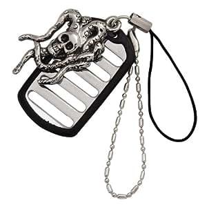 """Hama Mobile Phone Ornament """"Kult"""" Skull suspensión de telefono - Accesorio para teléfono"""