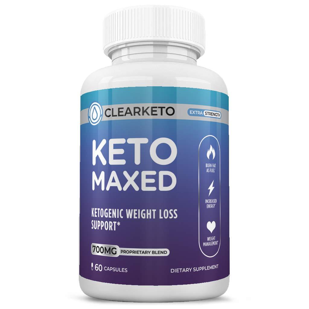 Shark Tank Best Keto Max Pills - Appetite Suppressant for Women & Men - Weight Loss Pills for Women - BHB Weight Loss Pills - Reach Ketosis Fast - 60 Caps