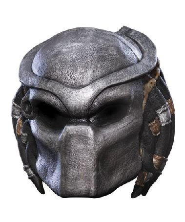 Alien Vs Predator Costume For Kids (Predator Helmet Child Mask)