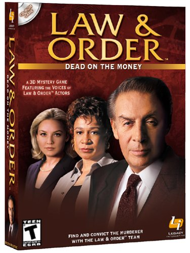 Law & Order: Dead on the Money - (Universal Office Economy Storage)