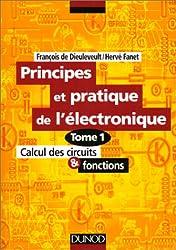 Principes et pratique de l'électronique, tome 1 : Calcul des circuits et fonctions