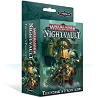 Warhammer underworlds Nightvault Estraperlistas de thundrik