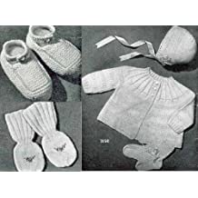 Tricot pour bébé-Baby Knitting Patterns (French Edition)