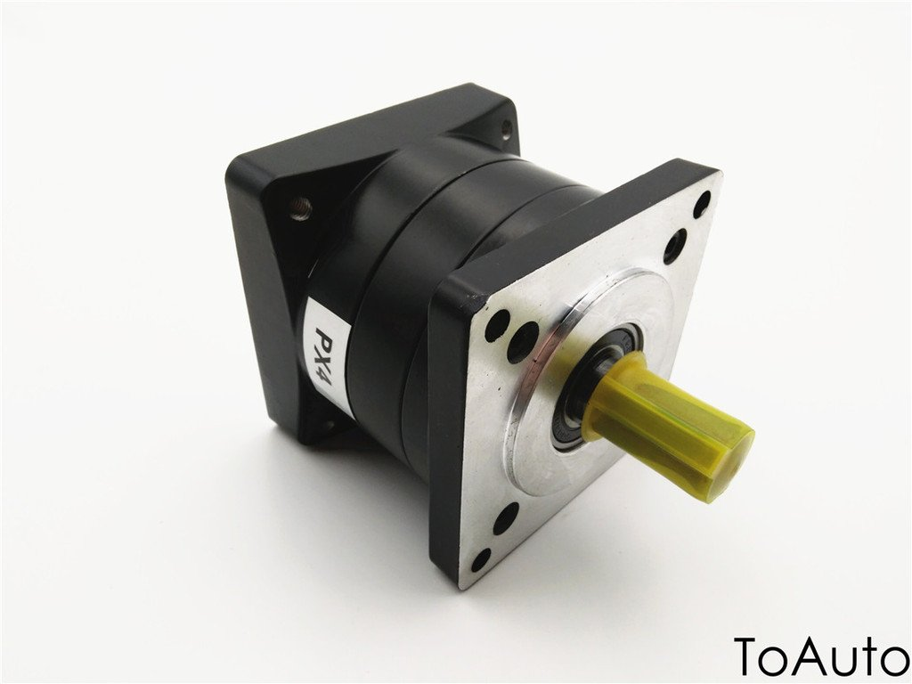 Planetary Gearbox Reducer Stepper Speed Reducer High Torque for Nema34 Stepper Motor Ratio 4:1