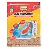 Tetra Pond Koi Vibrance Floating Pond Sticks Koi Fish Food - 16 lbs. with BONUS Max Ponds Magnet Calendar