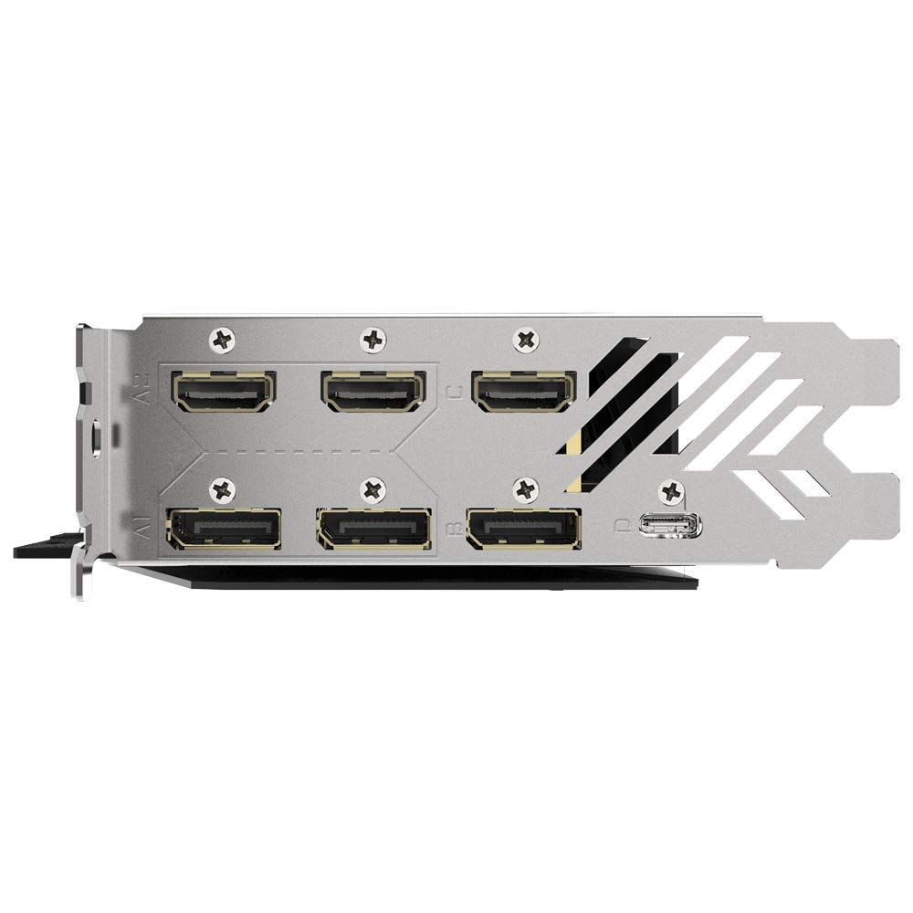 GV-N2080AORUSX W-8GC Video Card 8GB 256-Bit GDDR6 Gigabyte AORUS GeForce RTX 2080 Xtreme WATERFORCE 8G Graphics Card 240mm AIO with RGB Fans