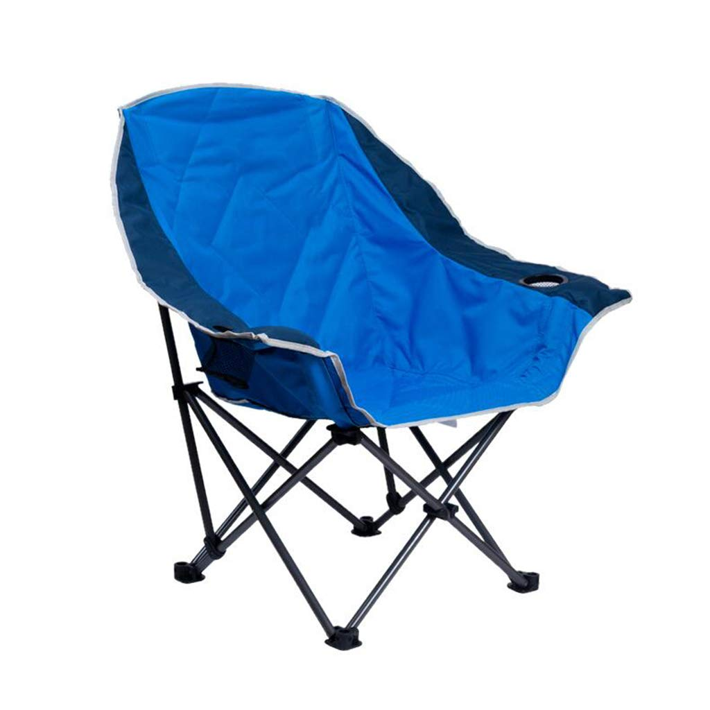 KAI LE Klappstuhl Outdoor Portable Angeln Stuhl Licht Schnellöffnung Verstärkung Bearing Beach Chair Direktor Stuhl Lounge Chair