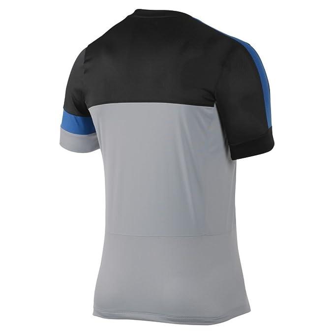 2012-13 Inter Milan Nike Training Jersey (Grey): Amazon.es ...