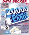 20,000 Business Cards