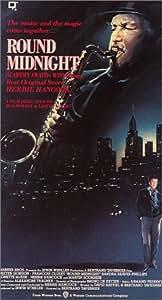 Round Midnight [VHS]
