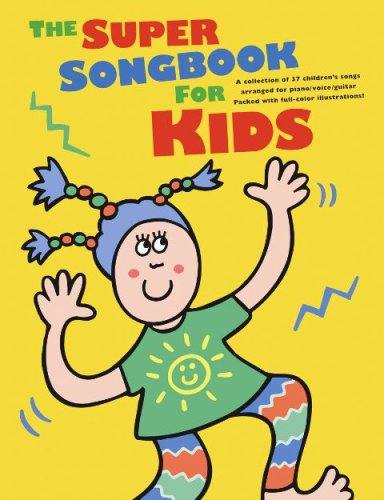 The Super Songbook for Kids: P/V/G