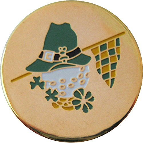 Irish Pride Golf Ball Marker with Matching Hat Clip
