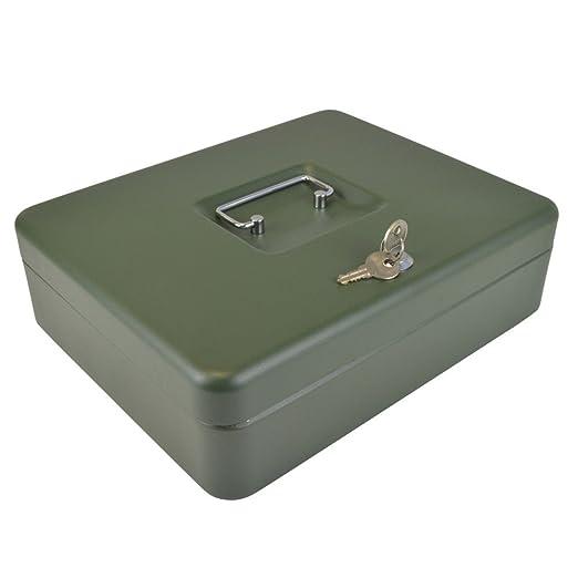 3 opinioni per Cassetta di sicurezza porta pistola Rottner GunBox in acciaio di alta qualità
