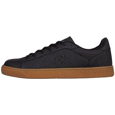 Kappa Unisex-Erwachsene Orbit Sneaker, Schwarz (Black 1111), 36 EU