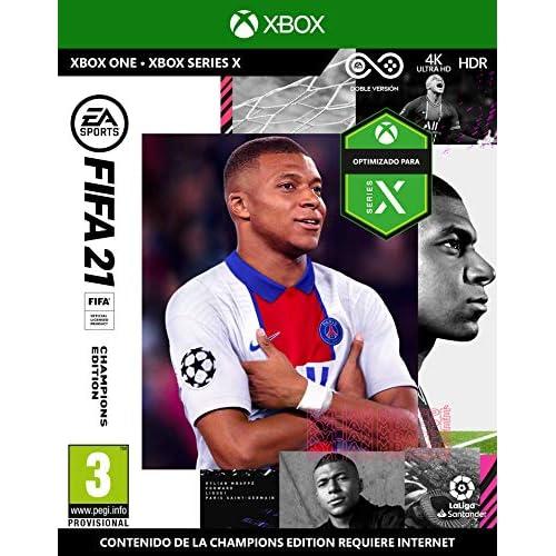 chollos oferta descuentos barato FIFA 21 Champions Edition Xbox One
