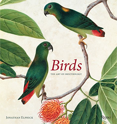 Birds: The Art of Ornithology (Rizzoli - Bird Prints Gould