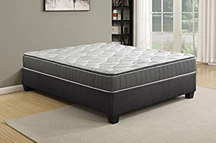 Amazoncom Spinal Solution Mattress 10 Orthopedic Pillow Top King