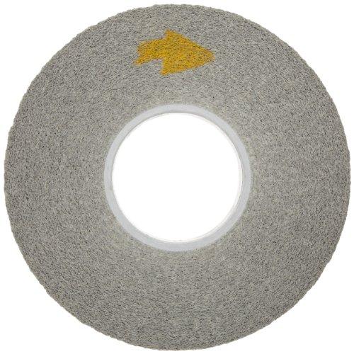 Scotch-Brite(TM) EXL Deburring Wheel, Silicon Carbide, 4500 rpm, 8 Diameter x 1 Width, 3 Arbor, 8S Medium Grit  (Pack of 3) by Scotch-Brite